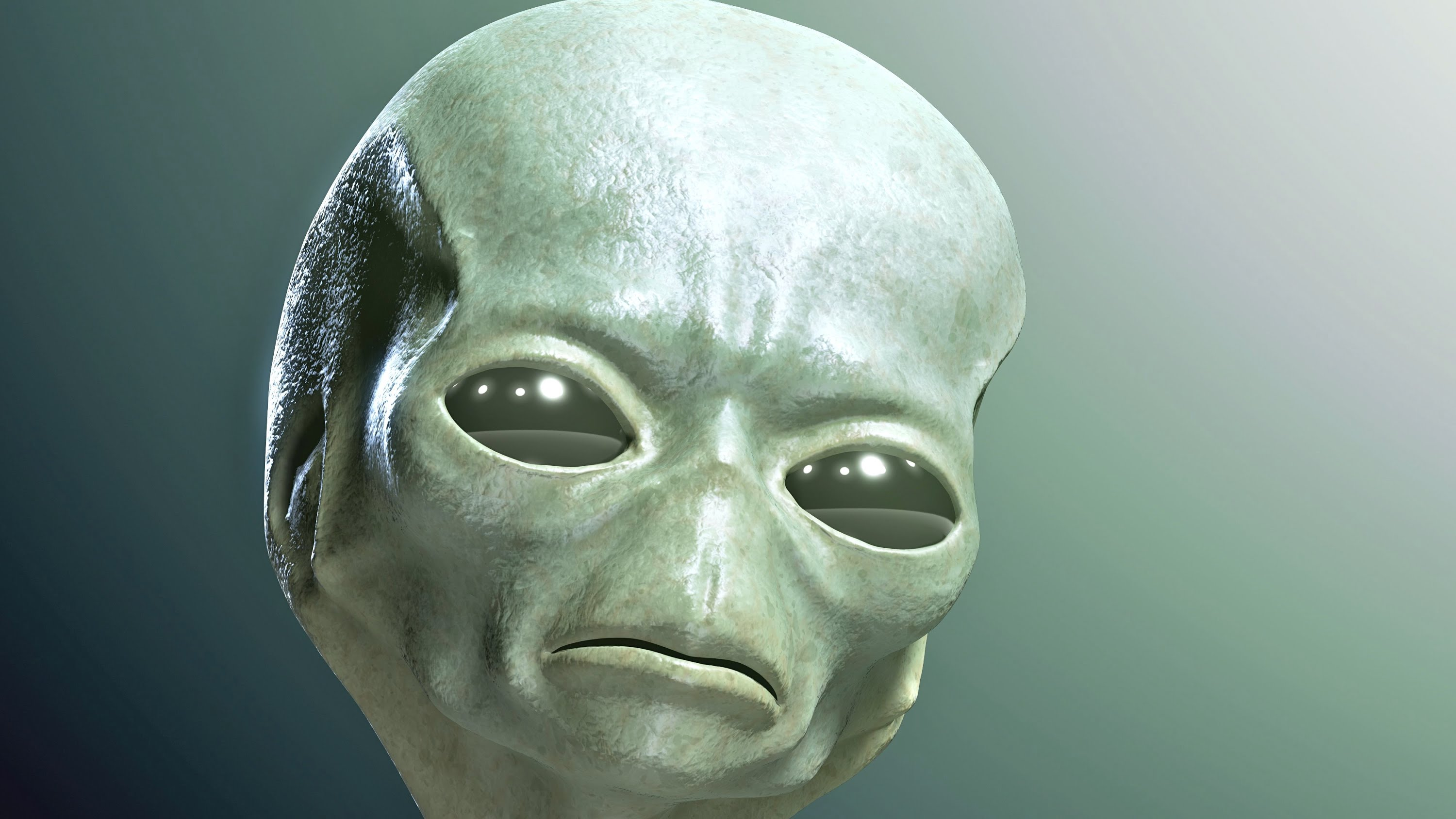 Scientist Concocts A Truly  Alien